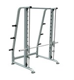 Smith Machine de contrapesos- Estilo Technogym Element